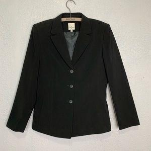 Anne Klein Black career style suit jacket